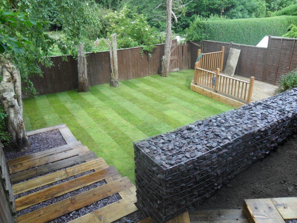 Gorgeous garden makeover by bourne again gardens bourne for Garden makeover